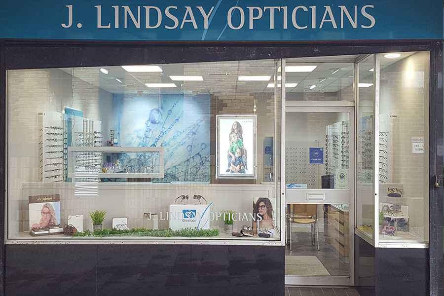 Locations aitchison opticians for Lindsay aitchison
